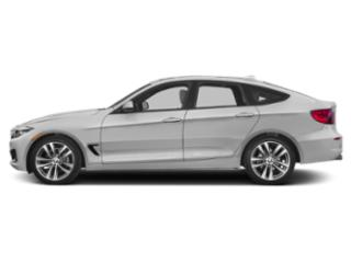 Mineral White Metallic 2019 BMW 3 Series Pictures 3 Series 330i xDrive Gran Turismo photos side view