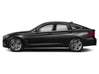 Jet Black 2019 BMW 3 Series Pictures 3 Series 340i xDrive Gran Turismo photos side view