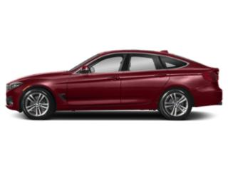 Melbourne Red Metallic 2019 BMW 3 Series Pictures 3 Series 340i xDrive Gran Turismo photos side view