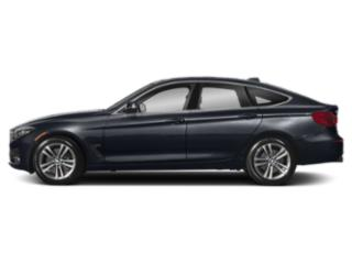 Imperial Blue Metallic 2019 BMW 3 Series Pictures 3 Series 340i xDrive Gran Turismo photos side view