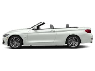 Alpine White 2019 BMW 4 Series Pictures 4 Series 440i Convertible photos side view