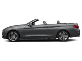 Mineral Grey Metallic 2019 BMW 4 Series Pictures 4 Series 440i Convertible photos side view