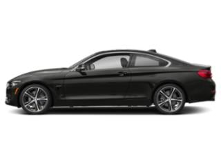 Citrin Black Metallic 2019 BMW 4 Series Pictures 4 Series 440i Convertible photos side view