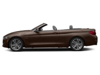 Smoked Topaz Metallic 2019 BMW 4 Series Pictures 4 Series 440i Convertible photos side view