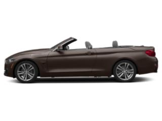 Sparkling Brown Metallic 2019 BMW 4 Series Pictures 4 Series 440i Convertible photos side view