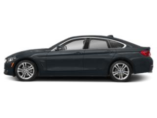 Carbon Black Metallic 2019 BMW 4 Series Pictures 4 Series 430i Gran Coupe photos side view