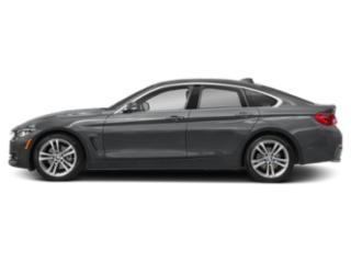 Mineral Grey Metallic 2019 BMW 4 Series Pictures 4 Series 430i Gran Coupe photos side view
