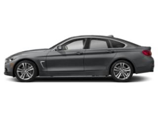 Mineral Grey Metallic 2019 BMW 4 Series Pictures 4 Series 440i xDrive Gran Coupe photos side view
