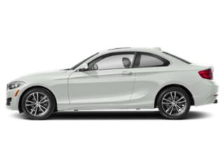Alpine White 2019 BMW 2 Series Pictures 2 Series 230i Coupe photos side view