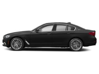 Black Sapphire Metallic 2019 BMW 5 Series Pictures 5 Series 530e xDrive iPerformance Plug-In Hybrid photos side view