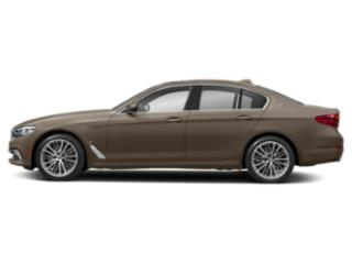 Champagne Quartz Metallic 2019 BMW 5 Series Pictures 5 Series 530e xDrive iPerformance Plug-In Hybrid photos side view