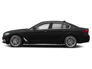 Jet Black 2019 BMW 5 Series Pictures 5 Series 530e xDrive iPerformance Plug-In Hybrid photos side view