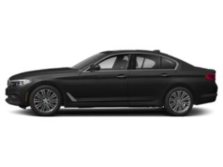 Jet Black 2019 BMW 5 Series Pictures 5 Series 540d xDrive Sedan *Ltd Avail* photos side view