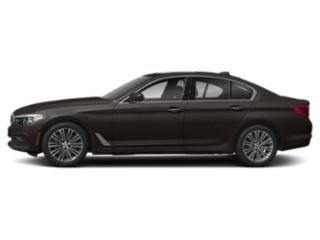 Jatoba Brown Metallic 2019 BMW 5 Series Pictures 5 Series 540d xDrive Sedan *Ltd Avail* photos side view