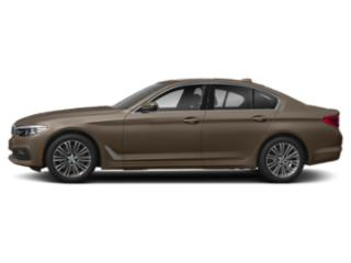 Champagne Quartz Metallic 2019 BMW 5 Series Pictures 5 Series 540d xDrive Sedan *Ltd Avail* photos side view