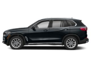 Carbon Black Metallic 2019 BMW X5 Pictures X5 xDrive40i Sports Activity Vehicle photos side view