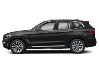 Dark Graphite Metallic 2019 BMW X3 Pictures X3 M40i Sports Activity Vehicle photos side view