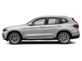 Mineral White Metallic 2019 BMW X3 Pictures X3 sDrive30i Sports Activity Vehicle photos side view