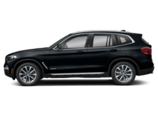 Carbon Black Metallic 2019 BMW X3 Pictures X3 xDrive30i Sports Activity Vehicle photos side view