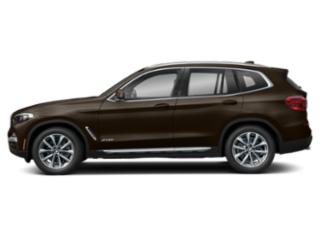 Terra Brown Metallic 2019 BMW X3 Pictures X3 xDrive30i Sports Activity Vehicle photos side view