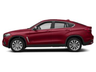 Flamenco Red Metallic 2019 BMW X6 Pictures X6 xDrive35i Sports Activity Coupe photos side view