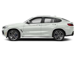 Alpine White 2019 BMW X4 Pictures X4 M40i Sports Activity Coupe photos side view