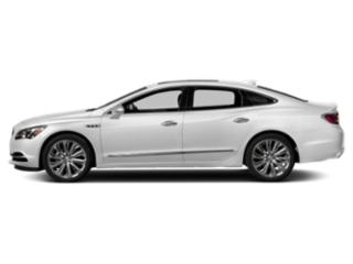 Summit White 2019 Buick LaCrosse Pictures LaCrosse 4dr Sdn FWD photos side view