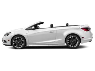 Summit White 2019 Buick Cascada Pictures Cascada 2dr Conv Premium photos side view