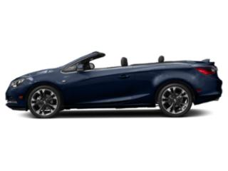 Dark Moon Blue Metallic 2019 Buick Cascada Pictures Cascada 2dr Conv Premium photos side view
