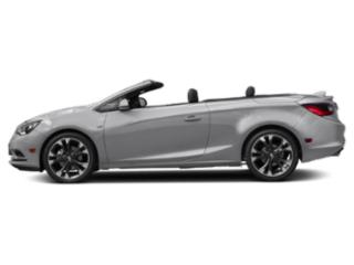 Flip Chip Silver Metallic 2019 Buick Cascada Pictures Cascada 2dr Conv Premium photos side view