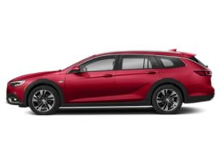 Sport Red 2019 Buick Regal TourX Pictures Regal TourX 5dr Wgn Essence AWD photos side view