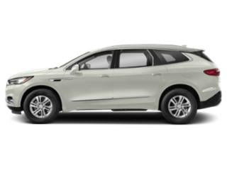 White Frost Tricoat 2019 Buick Enclave Pictures Enclave FWD 4dr Essence photos side view