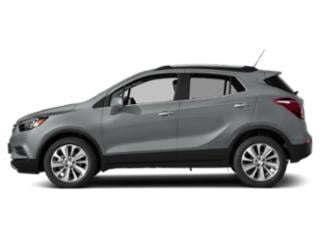 Satin Steel Metallic 2019 Buick Encore Pictures Encore FWD 4dr photos side view
