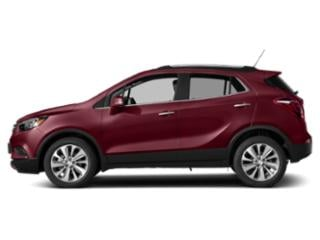Winterberry Red Metallic 2019 Buick Encore Pictures Encore AWD 4dr Preferred photos side view