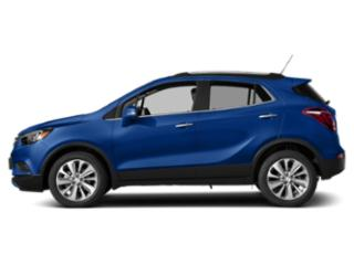 Deep Azure Metallic 2019 Buick Encore Pictures Encore AWD 4dr Preferred photos side view