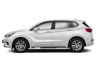 Summit White 2019 Buick Envision Pictures Envision FWD 4dr Essence photos side view