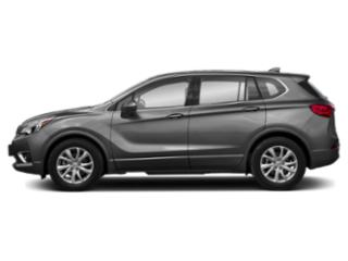 Satin Steel Metallic 2019 Buick Envision Pictures Envision FWD 4dr Essence photos side view