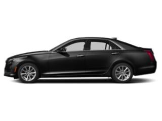 Black Raven 2019 Cadillac CTS Sedan Pictures CTS Sedan 4dr Sdn 2.0L Turbo Luxury RWD photos side view