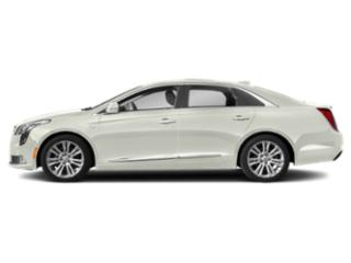 Crystal White Tricoat 2019 Cadillac XTS Pictures XTS 4dr Sdn Premium Luxury FWD photos side view