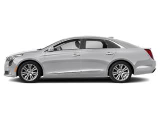 Radiant Silver Metallic 2019 Cadillac XTS Pictures XTS 4dr Sdn Premium Luxury FWD photos side view