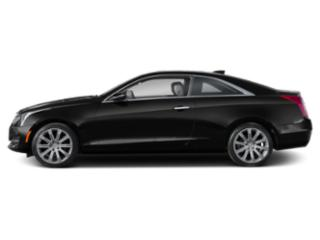 Black Raven 2019 Cadillac ATS Coupe Pictures ATS Coupe 2dr Cpe 3.6L Premium Luxury AWD photos side view