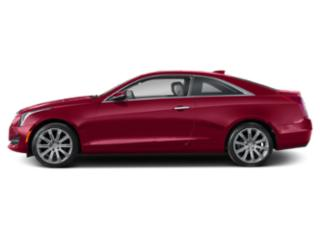 Red Obsession Tintcoat 2019 Cadillac ATS Coupe Pictures ATS Coupe 2dr Cpe 3.6L Premium Luxury AWD photos side view