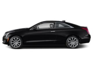 Stellar Black Metallic 2019 Cadillac ATS Coupe Pictures ATS Coupe 2dr Cpe 3.6L Premium Luxury AWD photos side view