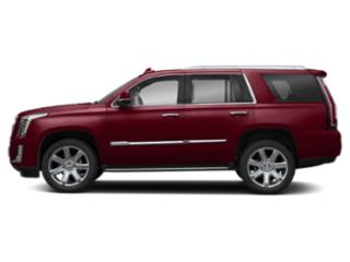 Red Passion Tintcoat 2019 Cadillac Escalade Pictures Escalade 4WD 4dr Luxury photos side view