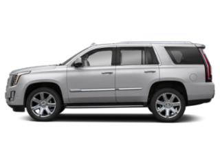 Radiant Silver Metallic 2019 Cadillac Escalade Pictures Escalade 4WD 4dr Luxury photos side view