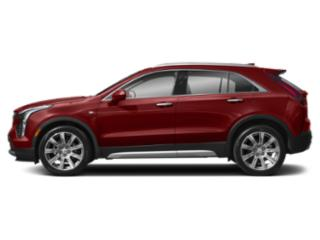 Red Horizon Tintcoat 2019 Cadillac XT4 Pictures XT4 AWD 4dr Luxury photos side view
