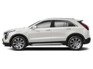 Crystal White Tricoat 2019 Cadillac XT4 Pictures XT4 AWD 4dr Luxury photos side view