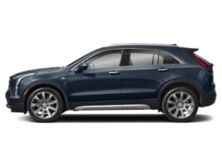 Twilight Blue Metallic 2019 Cadillac XT4 Pictures XT4 AWD 4dr Luxury photos side view