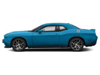 B5 Blue Pearlcoat 2019 Dodge Challenger Pictures Challenger R/T RWD photos side view
