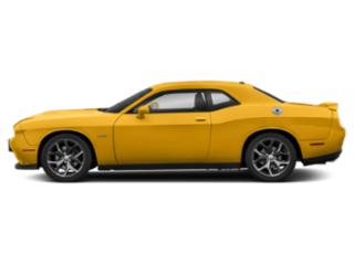 Yellow Jacket Clearcoat 2019 Dodge Challenger Pictures Challenger R/T RWD photos side view